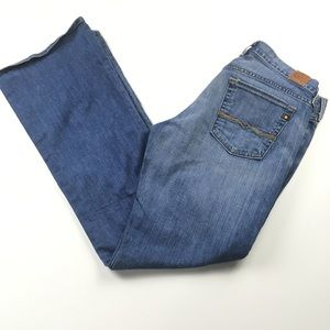 Lucky Brand Sweet N' Low Bootcut Mid Rise Sz 10